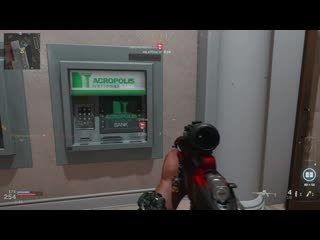 I was curious what would happen if i shot an ATM. Annnnd now Im probably reported...