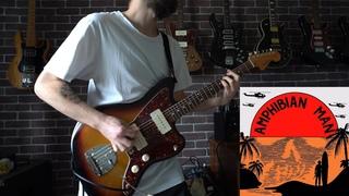 Amphibian Man - Charlie Don't Surf (Guitar Playthrough 2020)