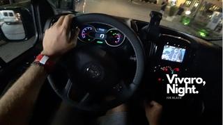 Opel Vivaro Night 1.6 145 HP 4K | POV Test Drive #084 Joe Black