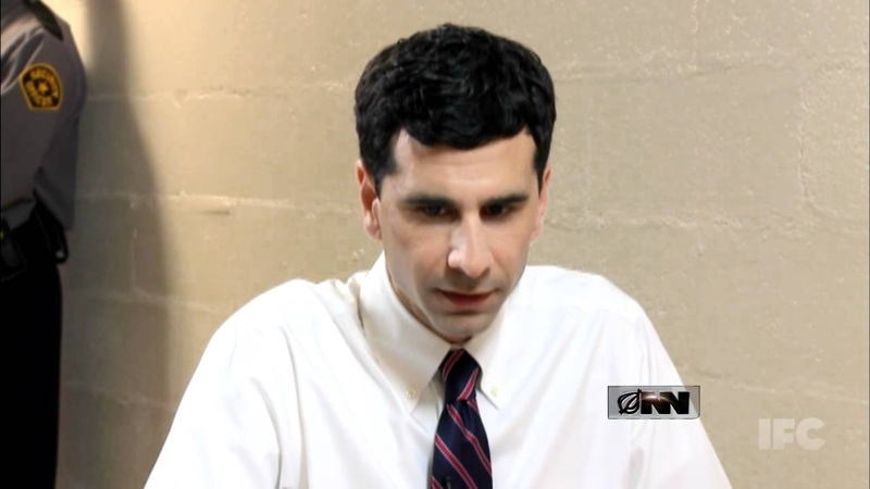 Autistic Reporter Michael Falk Enchanted By Prison's Rigid Routine