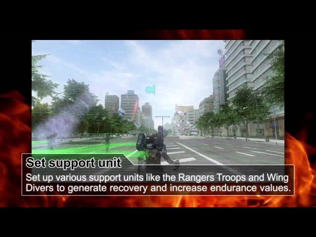 Earh Defense Force 2025 - E3 2013 trailer