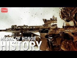 History of - Medal of Honor (1999-2013) Maxim Sroyalov