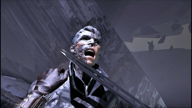 Dishonored DotO Stealth High Chaos Eliminate Outsider