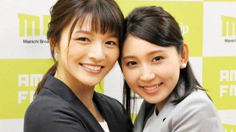 Maya Shimizu Sakiko Nojima Mainichi Broadcasting System newcomers