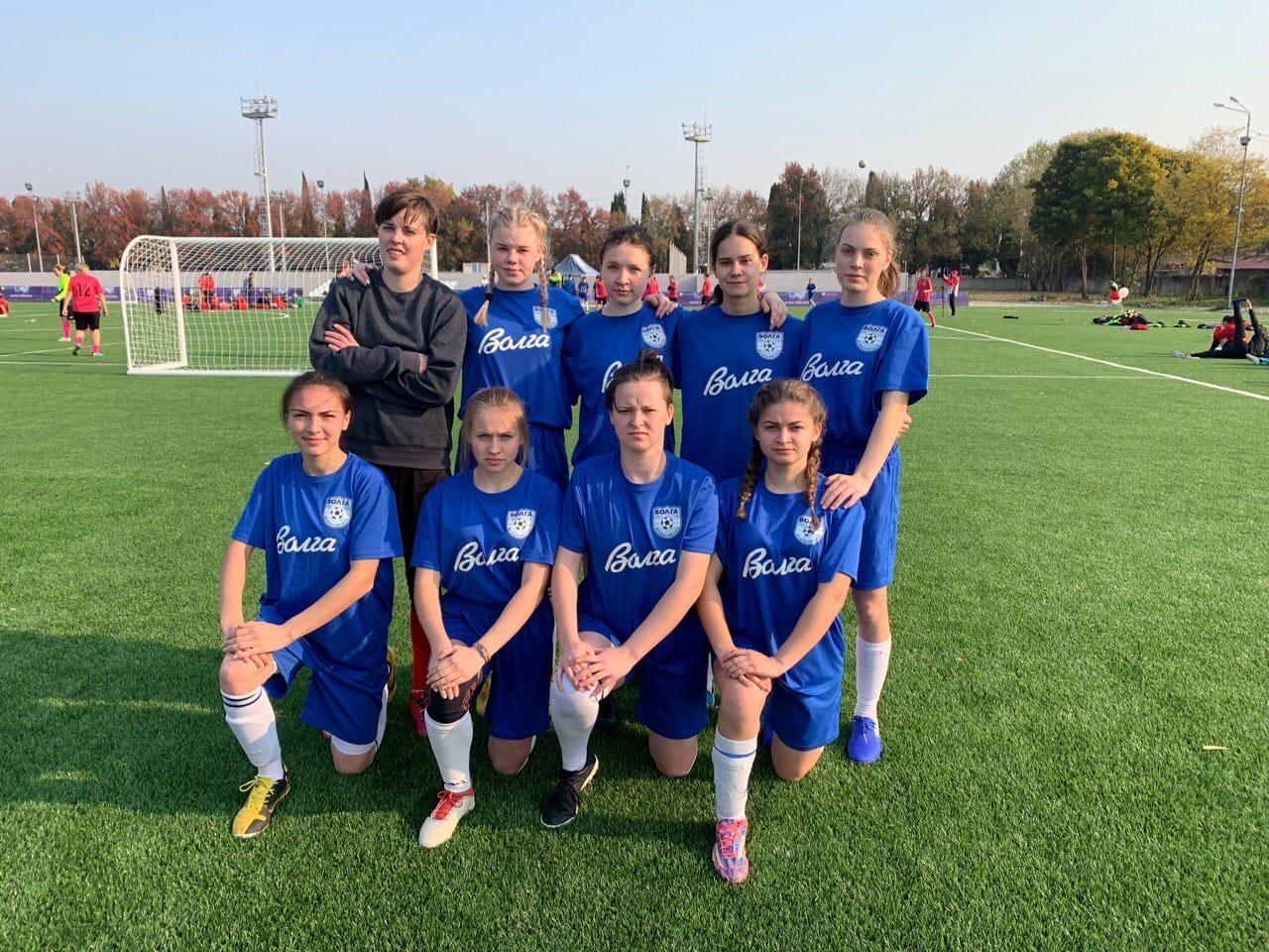 Футбол не только для мужчин: судить Первенство России по футболу будет девушка-арбитр из Твери
