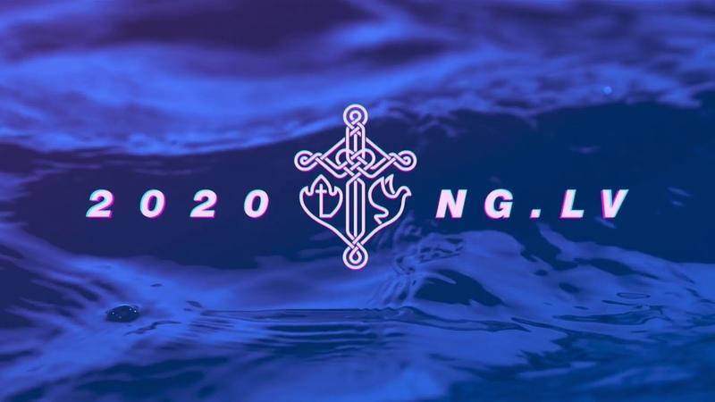 Прямая трансляция служения в рижской базовой церкви Новое поколение 29 11 20