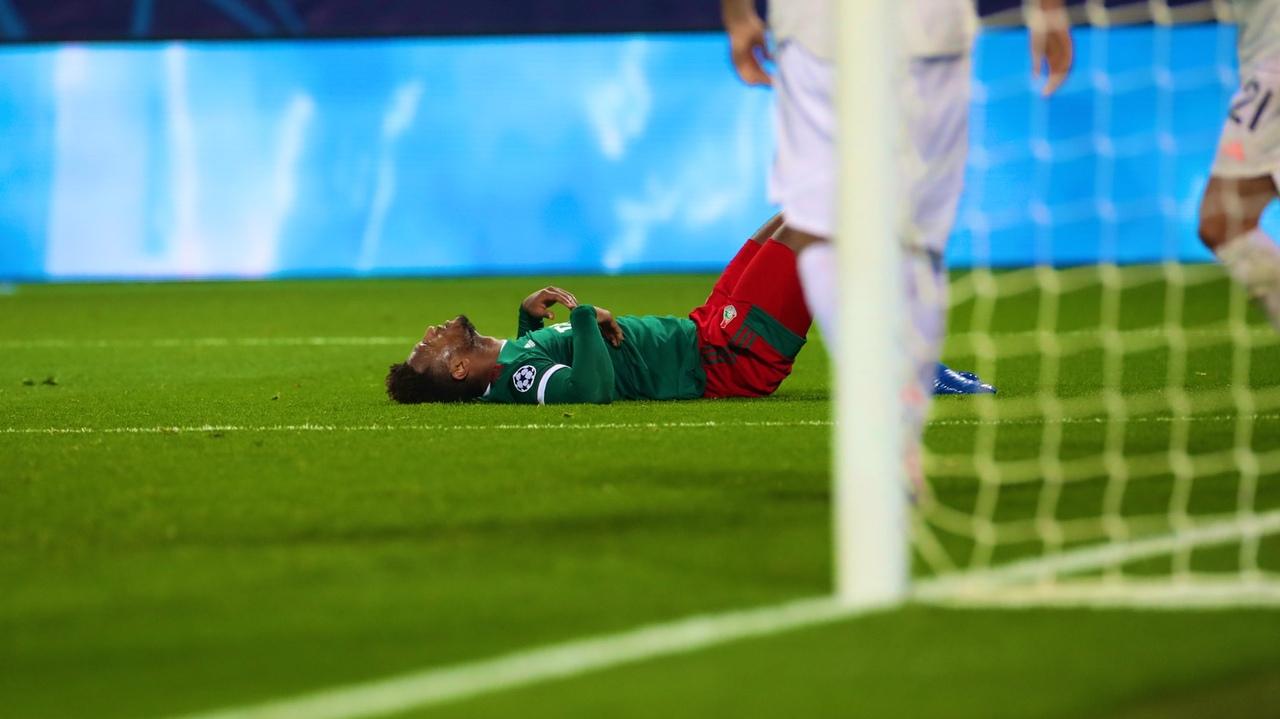Локомотив - Бавария, 1:2. Зе Луиш