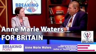 USA Breaking Point Interview / Anne Marie Waters