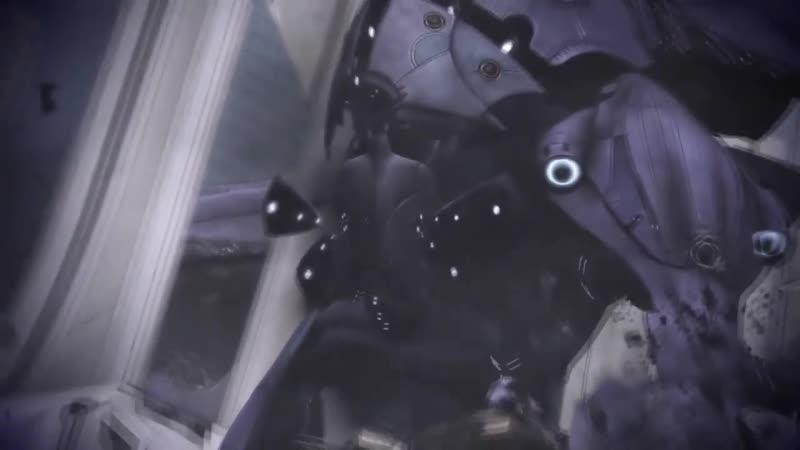 Mass Effect Голос Жнеца