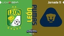 Resumen y Goles León vs Pumas Liga BBVA MX Guardianes 2020 Jornada 11