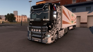 ETS2  🚚 груз «Йогурт (17 т)» 🚚 TrucksBook 🚚