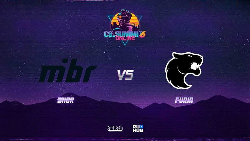 MIBR vs FURIA - CS_Summit - map2 - de_inferno [SleepSomeWhile Mintgod]