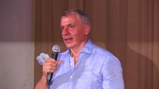 Владимир Константинов с рабочим визитом посетил Черноморский район