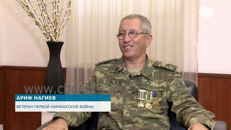 Ветеран Карабахской войны Мы доказали боеспособность национальной армии