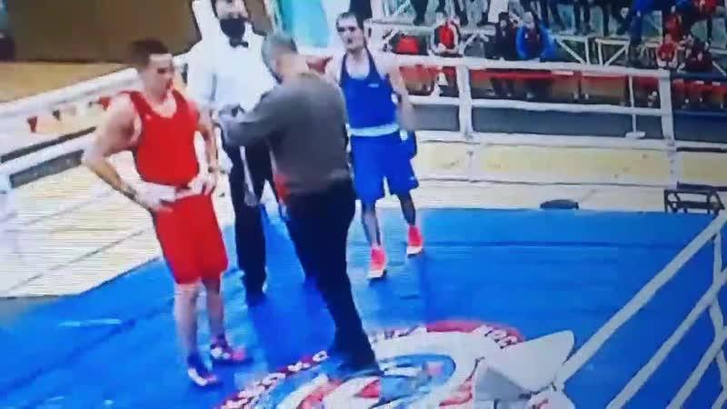 Ещё одна восходящая звезда мастер спорта по боксу Нурадиль Биймурзаев Ногаец