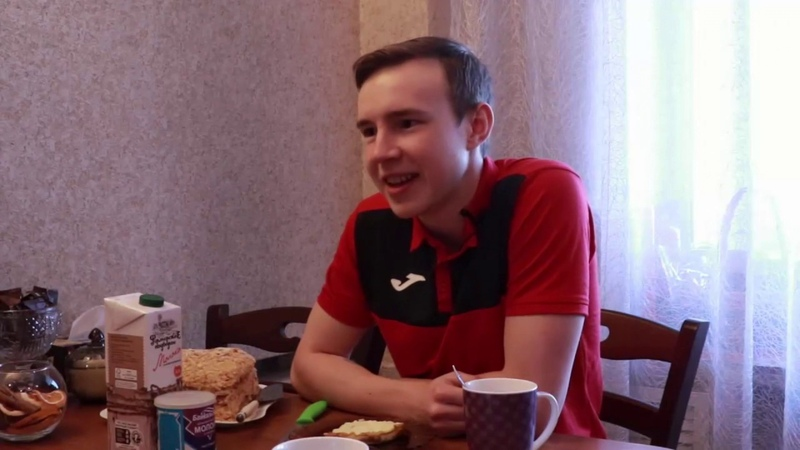 Футбольный завтрак №2 Никита Красоткин