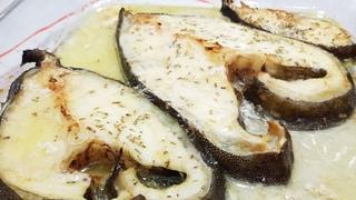Она у Вас никогда не РАЗВАЛИТСЯ 💥 ПРОСТО ТАЕТ ВО РТУ 💥 Как вкусно запечь БЮДЖЕТНУЮ рыбу ЗУБАТКУ