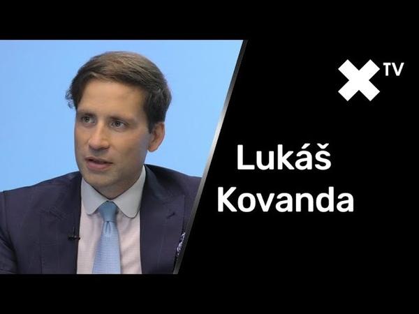 """""""Bude megakrize a občanské nepokoje Lidé příjdou o práci dluhy splatí naše děti Lukáš Kovanda"""