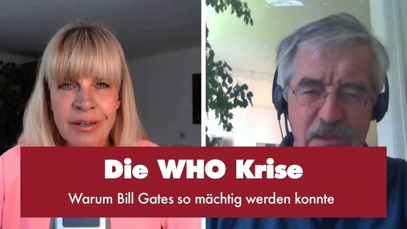 Die WHO Krise warum Bill Gates so mächtig werden konnte mit Thomas Gebauer