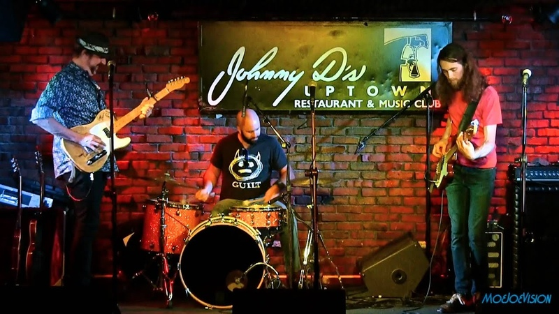 Ted Drozdowski's Scissormen CD Release Party Live @ Johnny D's 7 31 15