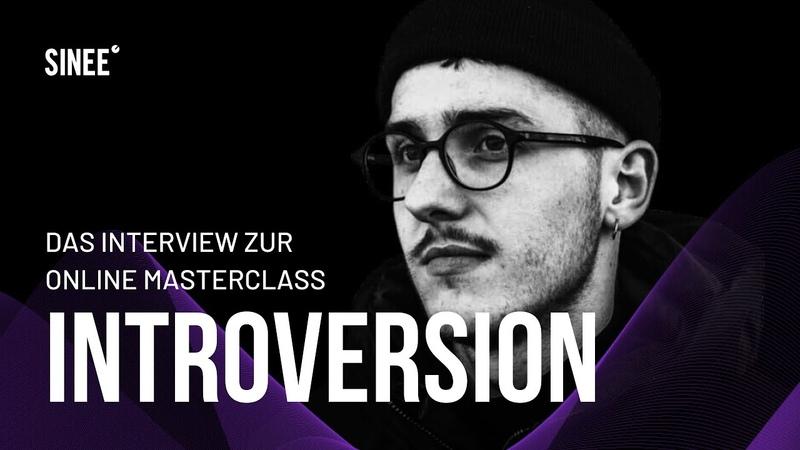 Introversion im Interview - über seinen Weg zum Erfolg in der Technoszene