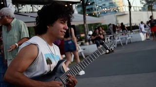 The Police - Every Breath You Take - ON THE STREET - Cover by Damian Salazar - 3 minutes 40 seconds