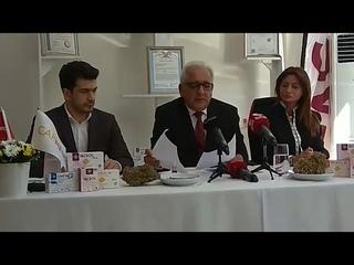 Carmed İlaç Yönetim Kurulu Başkanı Mustafa Can Dünya Türk Kekiği İle Şifa Bulacak