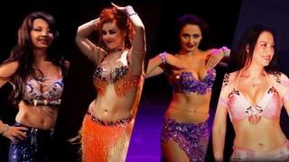 I WANNA DANCE | Belly dance Bazaeva, Oganyan, Ramazanova, Mitskevich, Tsehotskaya, Abrahim, Uzunov