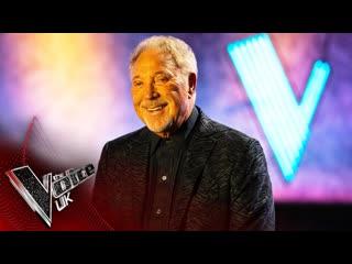 Happy 80th Birthday to Sir Tom Jones! (The Voice UK 2020)