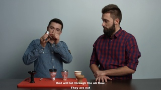 HOOKAH BOSS - Episode 53: Smoking physics! Физика курения! 4k UHD