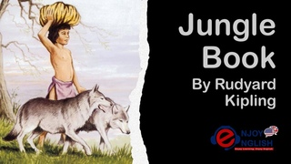 Learn English through story ★ Jungle Book By Rudyard Kipling