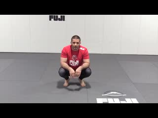 Judo at Home Workout with Travis Stevens