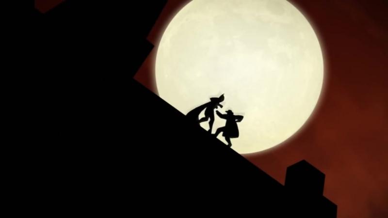 GSTV Зал Славы Бэтмен Темный Рыцарь Готэма История третья заключительная