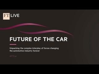 #FTLive: Waymo CEO John Krafcik Keynote Interview
