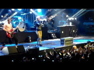Paramore En Argentina 2013 - Moving On/ Misery Bussines HD
