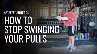 How to Stop Swinging Snatch & Clean Pulls | Olympic Weightlifting Technique