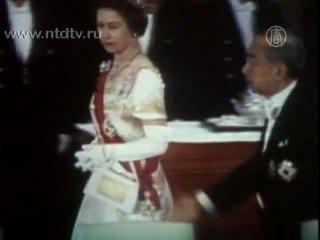 Британская Королева празднует бриллиантовый юбилей