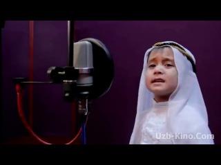 Журабек Жураев - Арабское танго (поёт на Фарси, и ему всего 4 года)