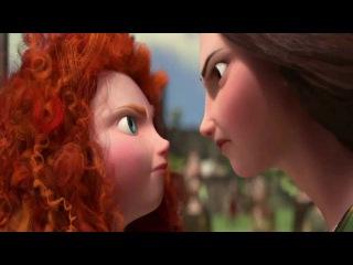 Храбрая сердцем Brave Клип