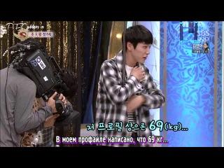 140222  cut | SBS Star King [рус.саб] Химчан:D