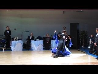 IDSA World Open Championship Belarus Minsk Presentation Foxtrot