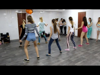 Twerk 3 Open Calss Black Cat dance studio