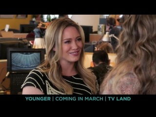 The Cast of Younger on the Creator of Sex and The City