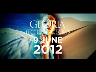 Climate Party Trailer - 9 June 2012 - Gloria Hotels Antalya