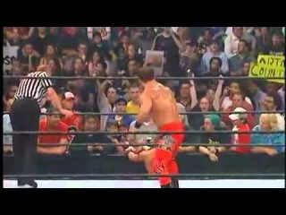 () WWE SummerSlam 2004  - Randy Orton Vs Chris Benoit (World Heavyweight Title Match)