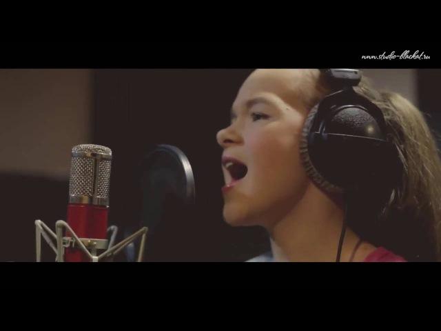 Юлия Можиловская с песней Если в сердце живет любовь (cover). Обучение вокалу в Москве