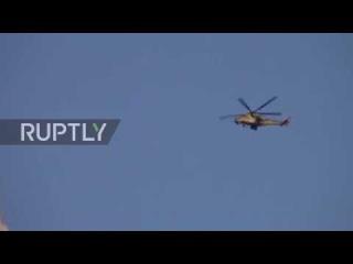 Ирак: Правительственные войска атаковал ИГ силы в Хаммам аль-Алил.
