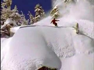Jeremy Jones Snowboarding