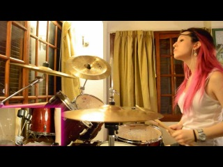 Borgore - Broken Rulez Drum Cover (by Nea Batera)