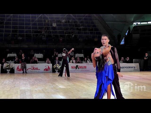 Тимур Имаметдинов и Екатерина Николаева - Румба (Танцфорум 2012, финал)